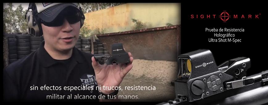 Ver vídeo Ultra Shot M-Spec Sightmark